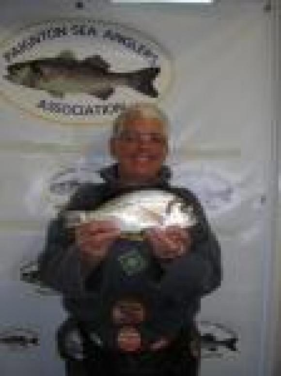 Fran Dack Gilthead Bream 0-12-07 New Ladies Club Record